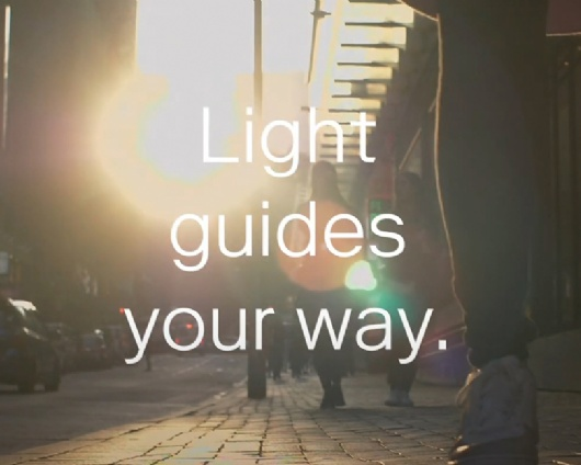 LIGHT GUIDES YOUR WAY 1