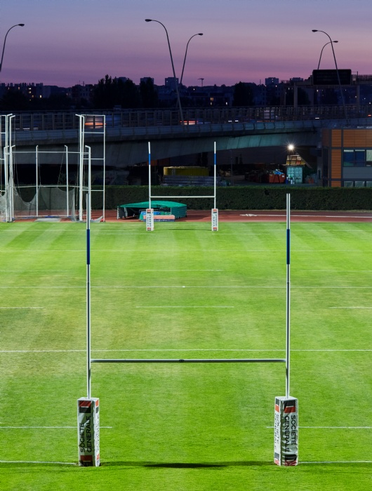 ALFORTVILLE – DOUBLE UPGRADE FOR VENUES OF TWO SPORTS 2
