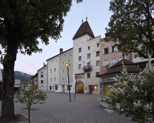 LED-CONVERSION IN BRUNECK/BRUNICO 7