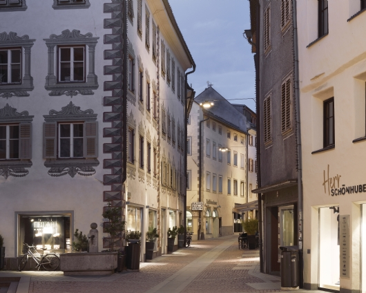LED-UMRÜSTUNG IN BRUNECK 1