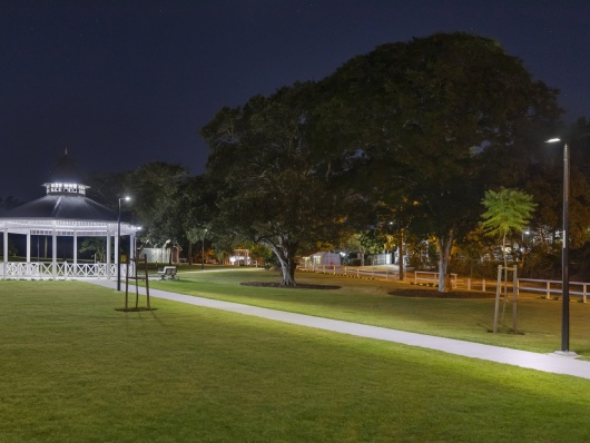 PARK ASCOT – AN ENVIRONMENTALLY FRIENDLY LIGHTING SYSTEM 5