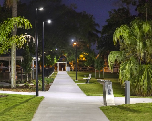 PARK ASCOT – AN ENVIRONMENTALLY FRIENDLY LIGHTING SYSTEM 4