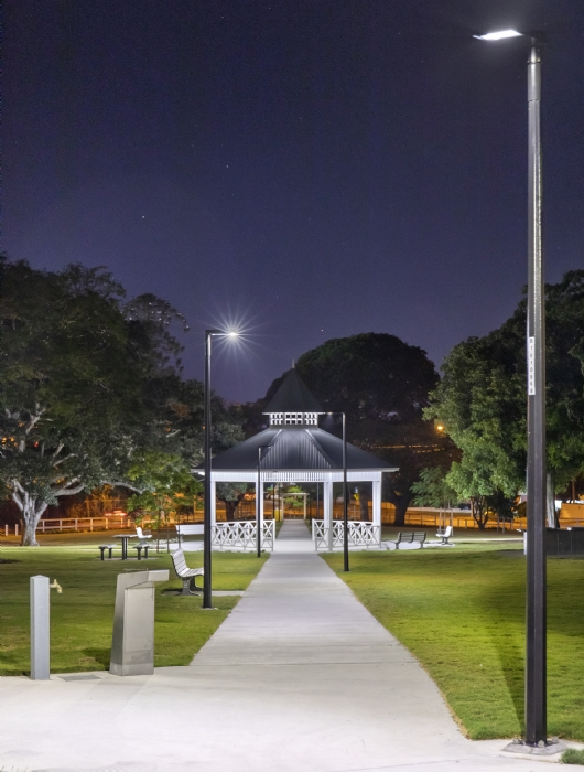 PARK ASCOT – AN ENVIRONMENTALLY FRIENDLY LIGHTING SYSTEM 3