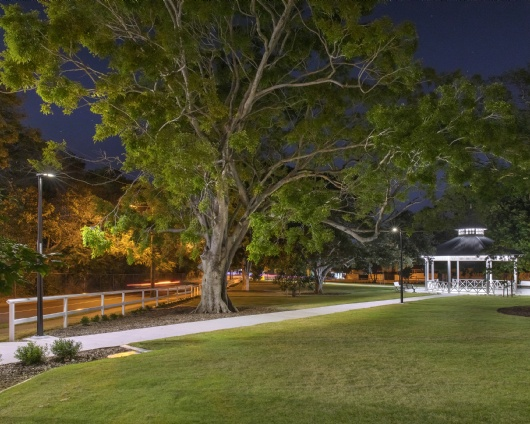 PARK ASCOT – AN ENVIRONMENTALLY FRIENDLY LIGHTING SYSTEM 2