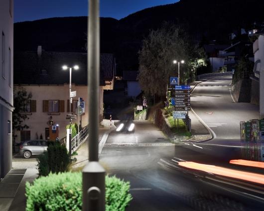 VILLANDRO/VILLANDERS: A TOWN ADORNED WITH SMART LIGHT 12