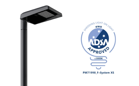 F–System XS: Dark Sky approved!