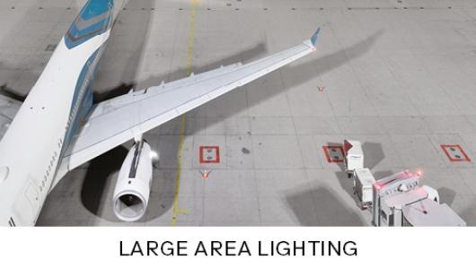 New Leaflet: Large Area Lighting