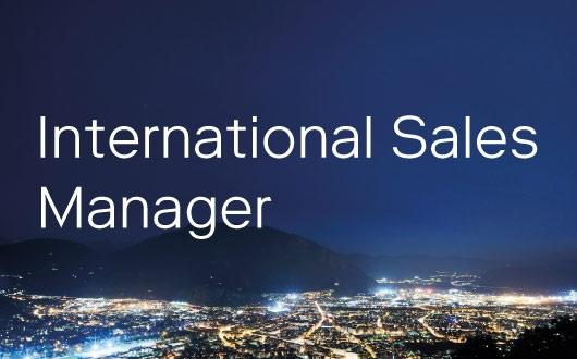 International Sales Manager