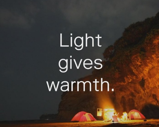 LIGHT IS LIFE 1