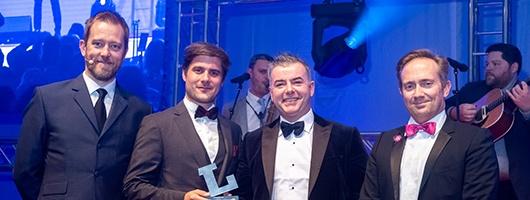 ewo iRealm premiato con il prestigioso Lux Award