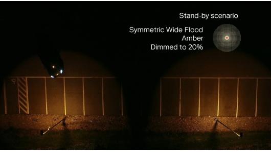 DYNAMIC LIGHTING — DISTRIBUZIONI FOTOMETRICHE DINAMICHE 2
