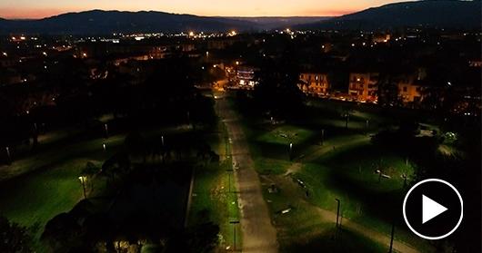 lluminazione-smart-per-il-parco-di-pistoia