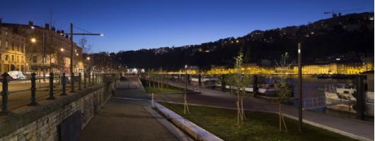 Quai Rambaud, Lione
