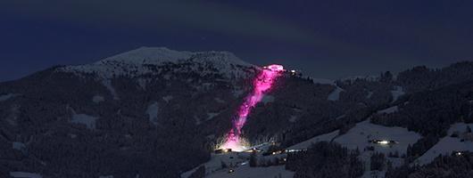 Spieljochbahn Fügen Zillertal valley
